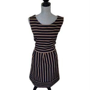 Merona Striped Day Dress